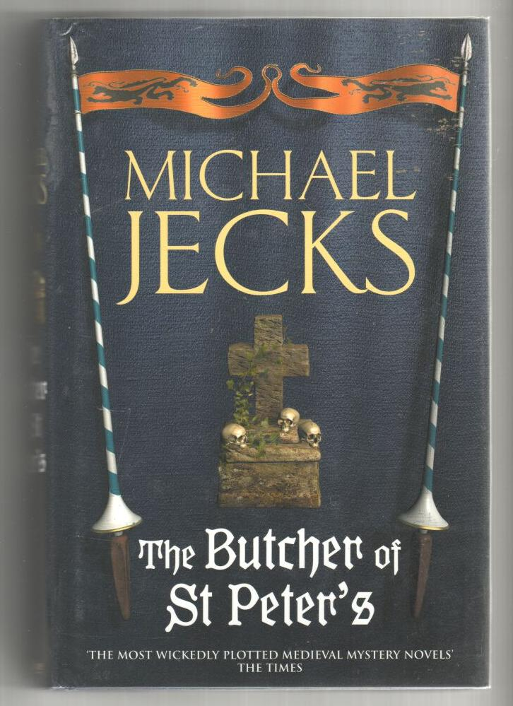 Image for The Butcher of St Peter's