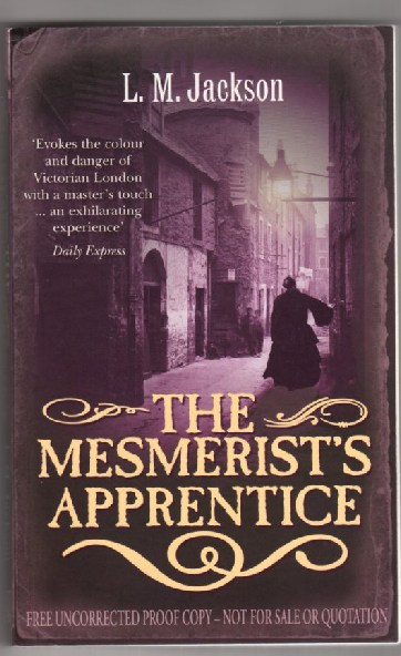 Image for The Mesmerist's Apprentice