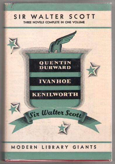 Image for Quentin Durward , Ivanhoe, Kenilworth