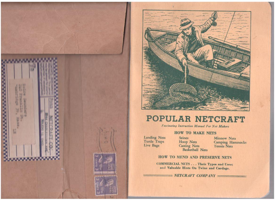 Image for Popular Netcraft - How to Make Nets