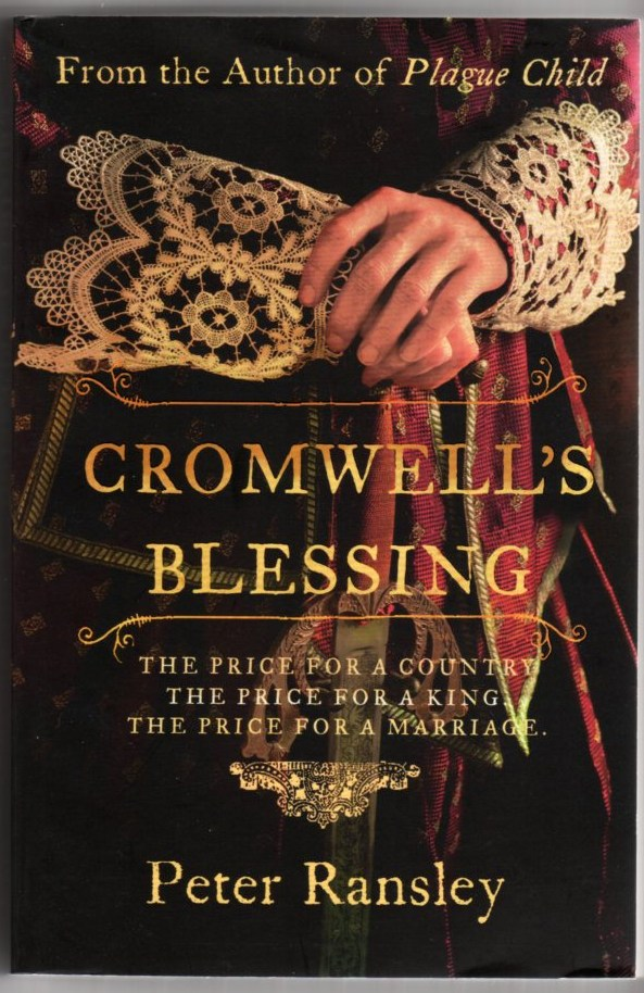 Image for Cromwell's Blessing