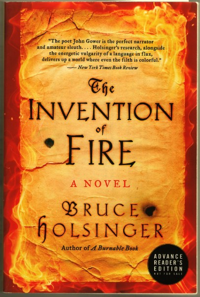 Image for The Invention of Fire