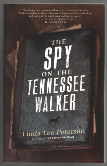 Image for The Spy on the Tennessee Walker
