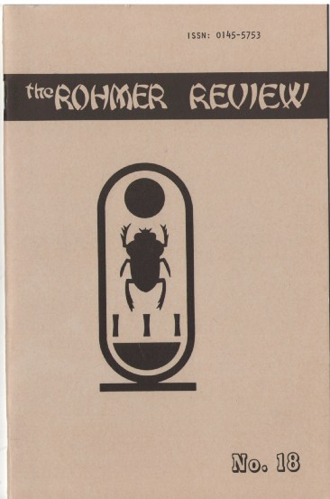 Image for The Rohmer Review #18