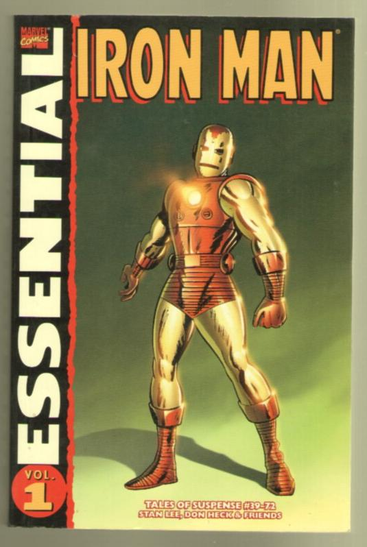 Image for Essential Iron Man Vol 1 (Volume One)