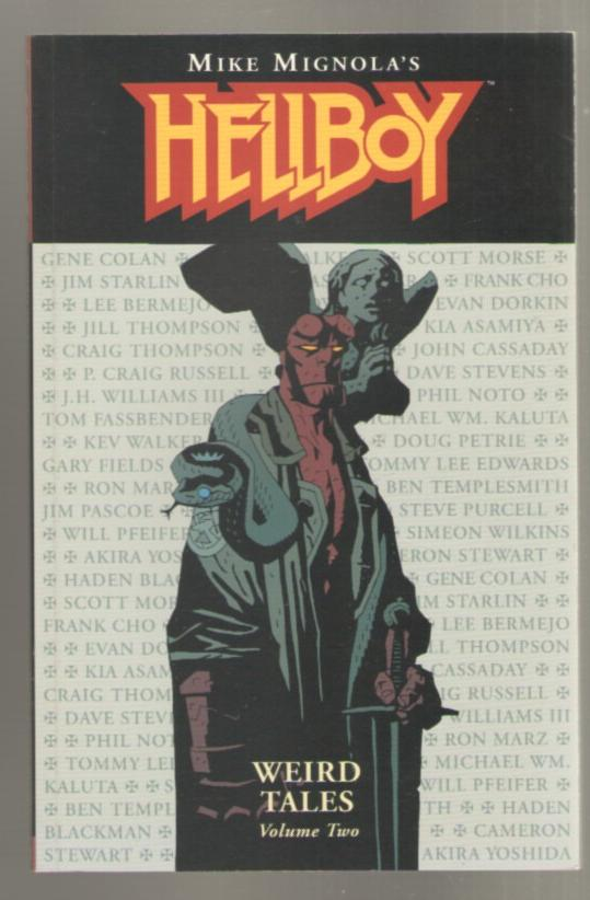 Image for Hellboy: Weird Tales - Volume Two (Vol 2)
