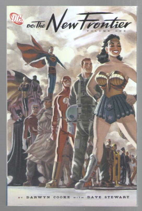 Image for DC: The New Frontier - Volume One (Vol 1)