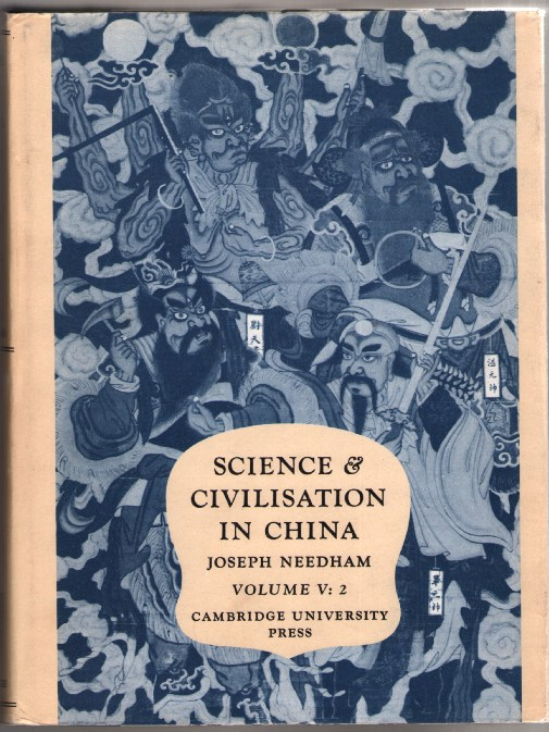 Image for Science and Civilisation in China Volume V: 2 (Chemistry and Chemical Technolog/ Spagyrical Discovery & Invention Magisteries of Gold and Immortality)