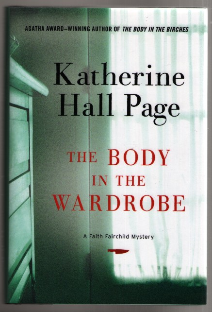Image for The Body in the Wardrobe