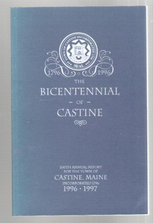Image for The Bicentennial of Castine (Maine): 200th Annual Report