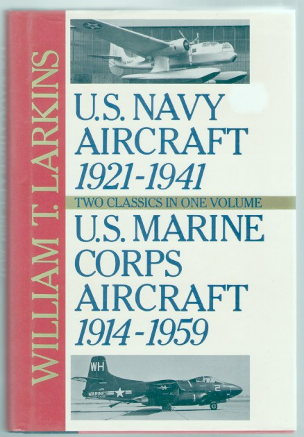 Image for U.S. Navy Aircraft 1921-1941 & U. S. Marine Corps Aircraft 1914-1959