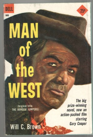 Image for Man of the West (The Border Jumpers)