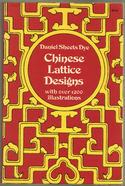 Image for Chinese Latice Designs