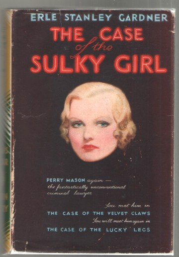 Image for The Case of the Sulky Girl