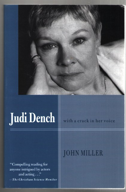 Image for Judi Dench: With a Crack in Her Voice