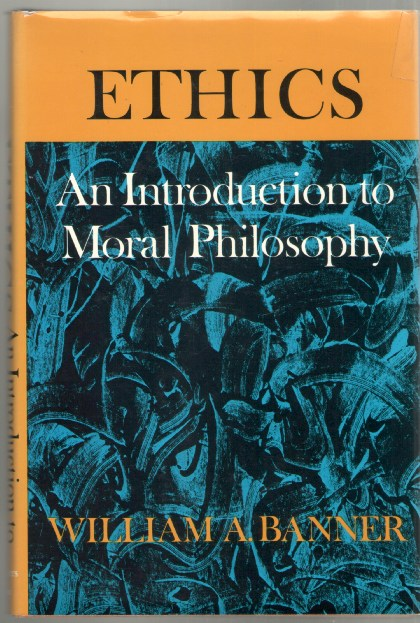 Image for Ethics: An Introduction to Moral Philosophy