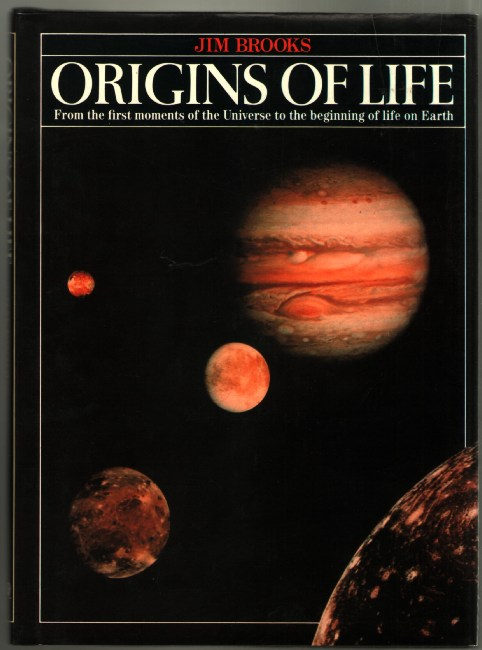 Image for Origins of Life: From the First Moments of the Universe to the Beginning of Life on Earth