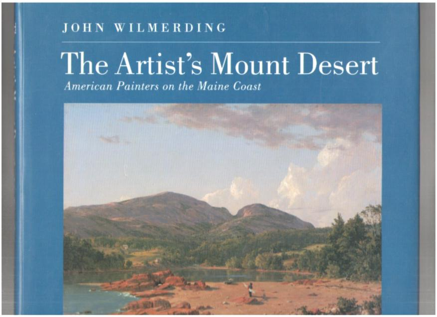 Image for The Artisit's Mount Desert - American Painters on the Maine Coast