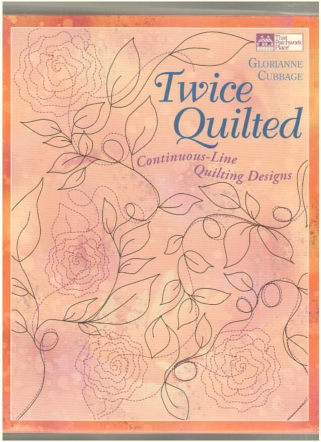 Image for Twice Quilted: Continuous-Line Quilting Designs