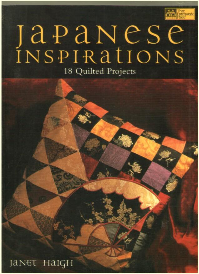 Image for Japanese Inspirations: 18 Quilted Projects