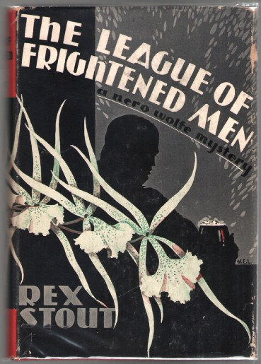 Image for The League of Frightened Men