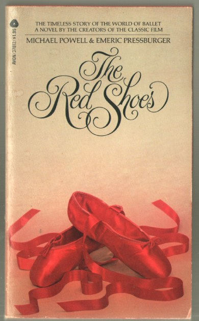 Image for The Red Shoes