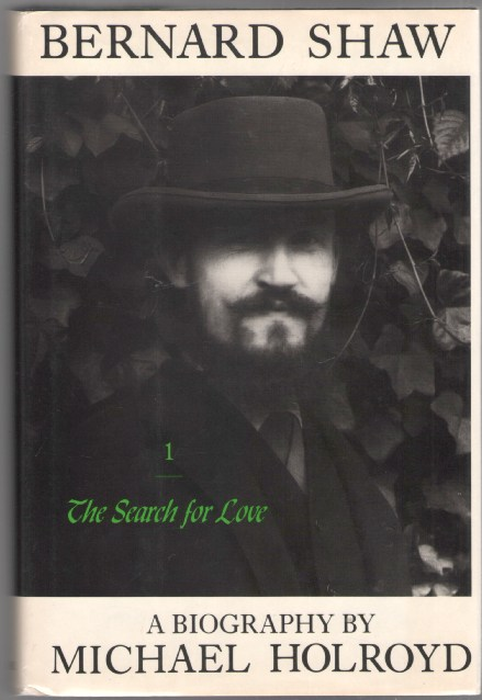 Image for Bernard Shaw: The Search for Love