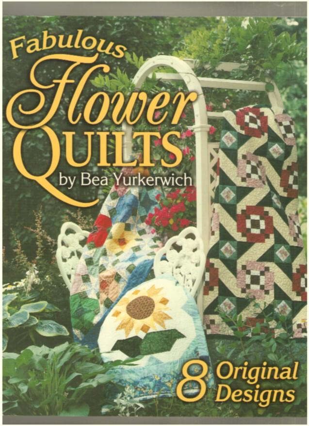 Image for Fabulous Flower Quilts