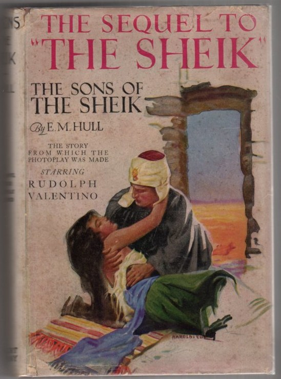 "Image for The Sons of the Sheik (The Sequel to ""The Sheik"")"