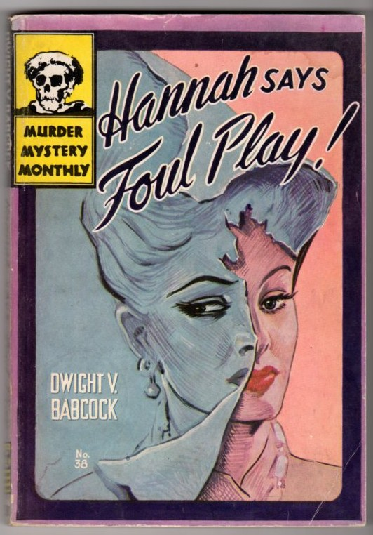 Image for Hannah Says Foul Play