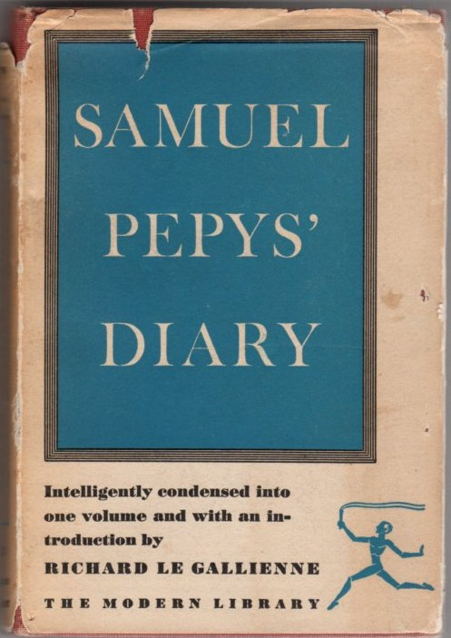 Image for Passages from the Diary of Samuel Pepys (Samuel Pepys' Diary)