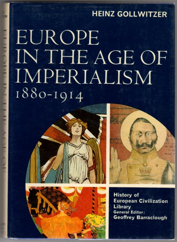 Image for Europe in the Age of Imperialism: 1880-1914