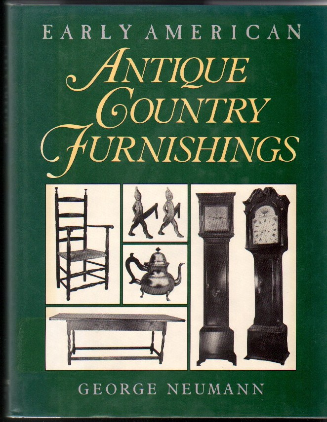 Image for Early American Antique Country Furnishings