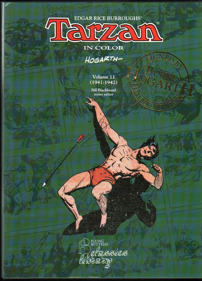 Image for Tarzan in Color: Volume 11 (1941-1942)