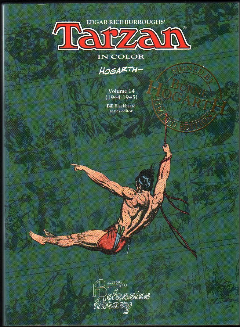 Image for Tarzan in Color: Volume 14 (1944-1945)