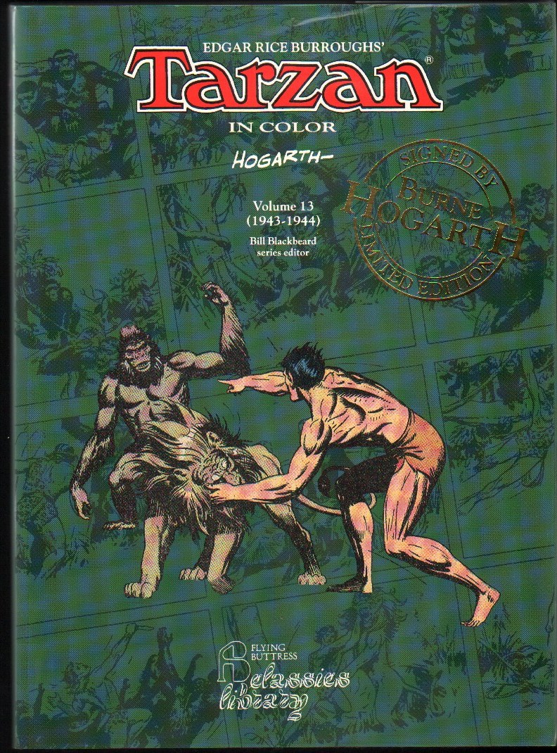 Image for Tarzan in Color: Volume 13 (1943-1944)