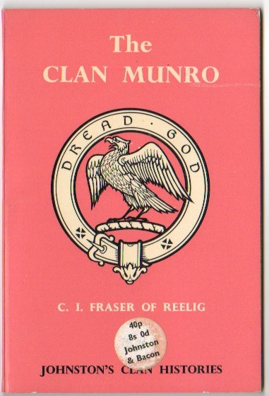 Image for The Clan Munro (Clann an Rothaich): Johnston's Clan Histories