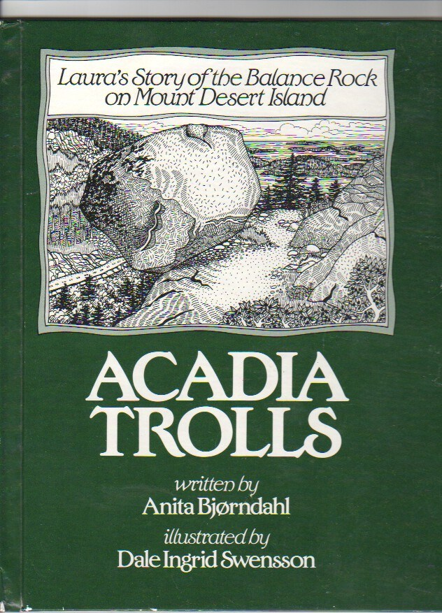 Image for Acadia Trolls: Laura's Story of the Balance Rock on Mount Desert Island