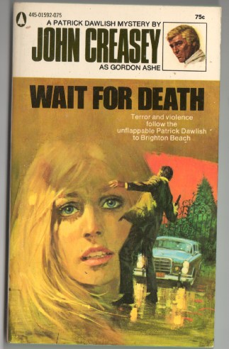 Image for Wait for Death
