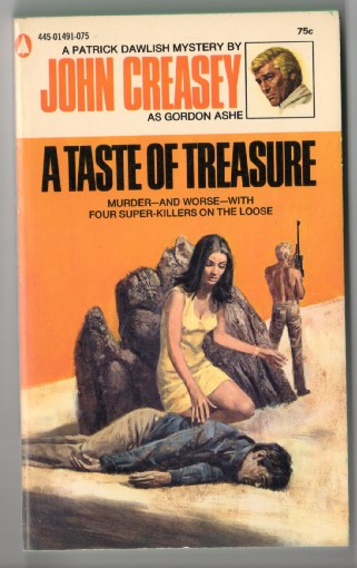 Image for A Taste of Treasurre