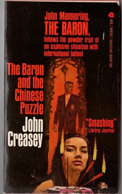Image for The Baron and the Chinese Puzzle