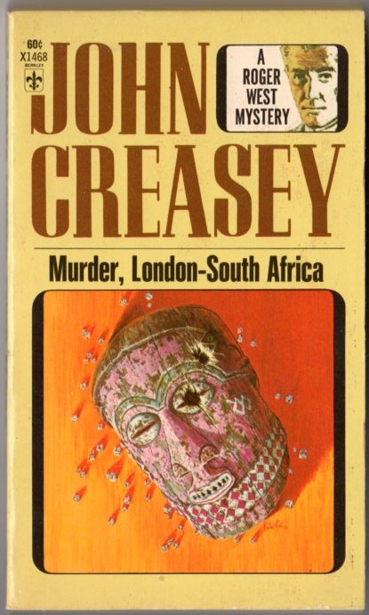 Image for Murder, London - South Africa