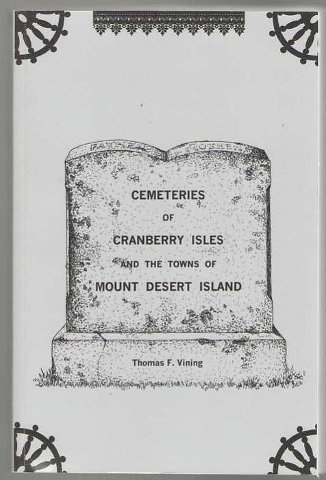 Image for Cemeteries of Cranberry Isles and the Towns of Mount Desert Island
