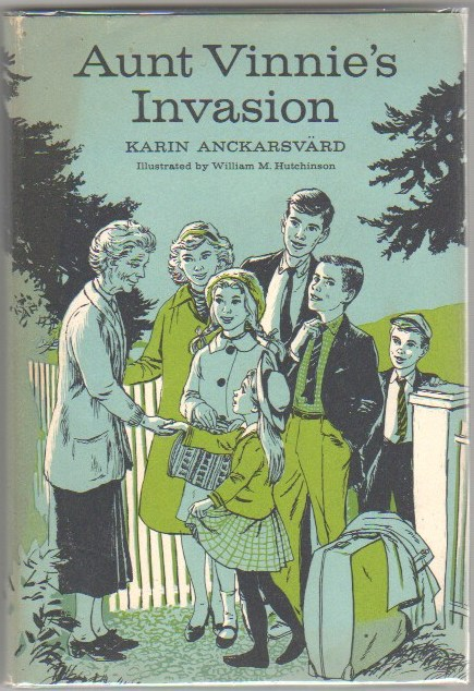 Image for Aunt Vinnie's Invasion