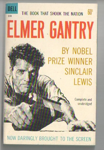 Image for Elmer Gantry (Movie tie-in edition)