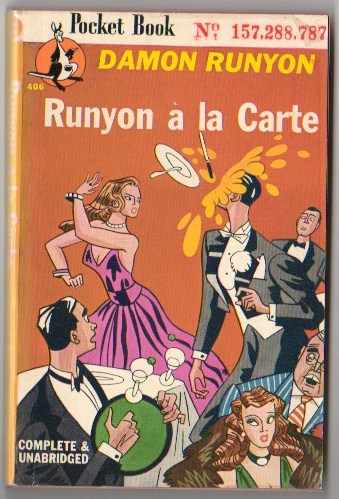 Image for Runyon a La Carte
