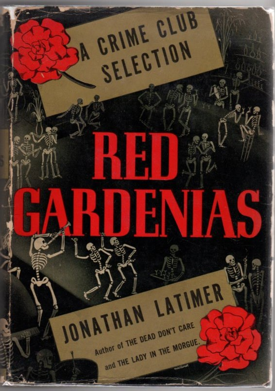 Image for Red Gardenias