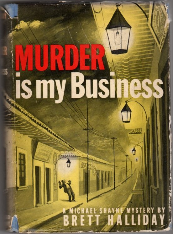 Image for Murder Is My Business