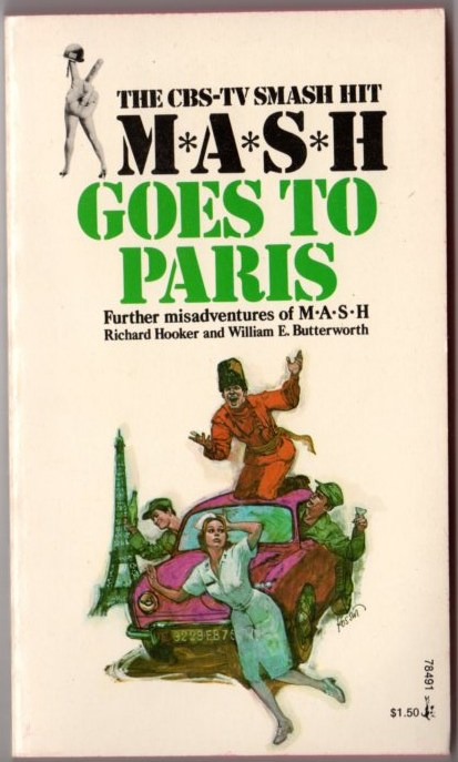 Image for MASH Goes to Paris