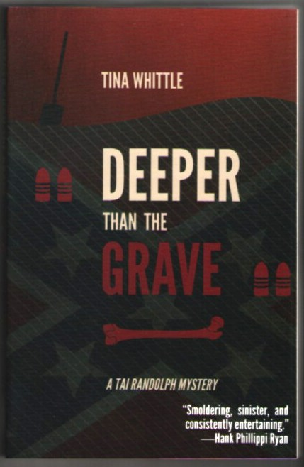 Image for Deeper Than the Grave: A Tai Randolph Mystery
